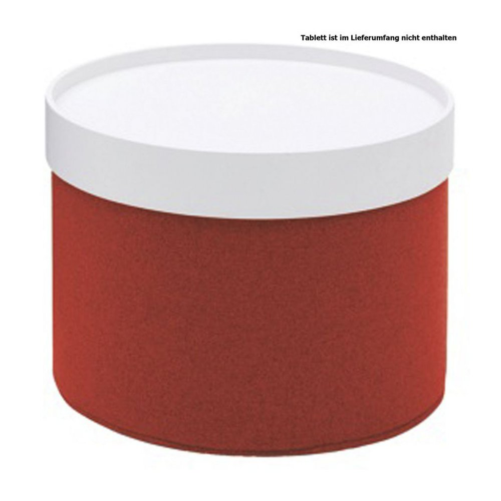 Pouf Mit Tablett Drum Pouf Design And Decorate Your Room In 3d