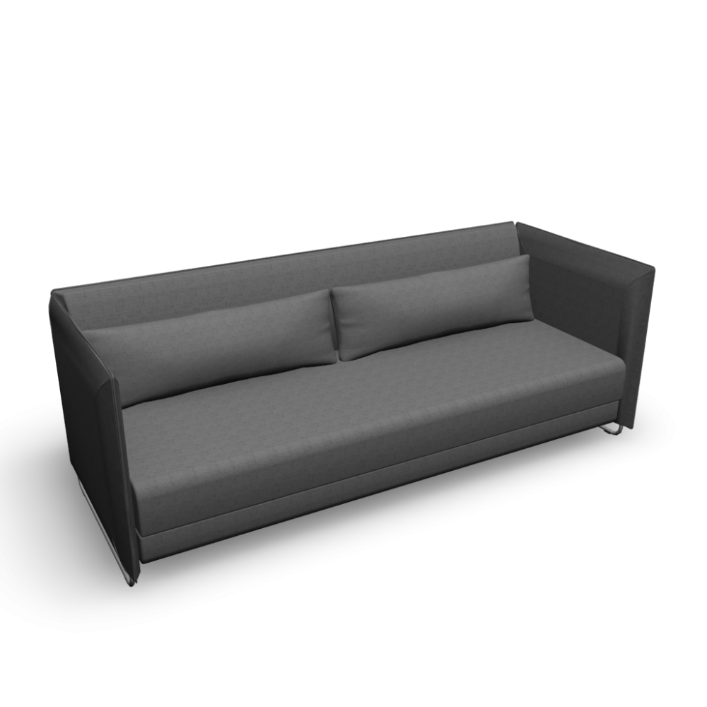 Softline Schlafsofa Metro Sofa Bed Design And Decorate Your Room In 3d