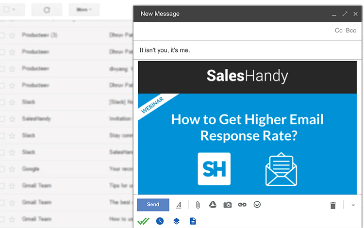 How to Create and Send HTML Email Template in Gmail?