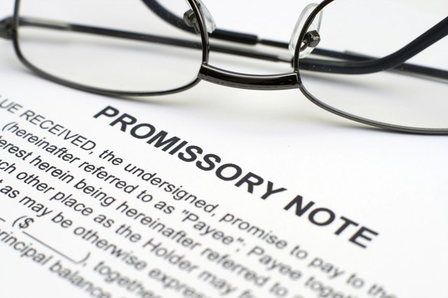 How to Download Free Promissory Note Forms Sapling