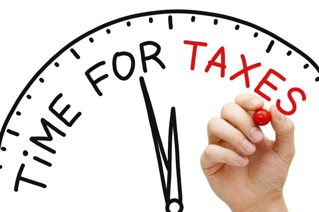 How to Calculate Deferred Taxes Sapling
