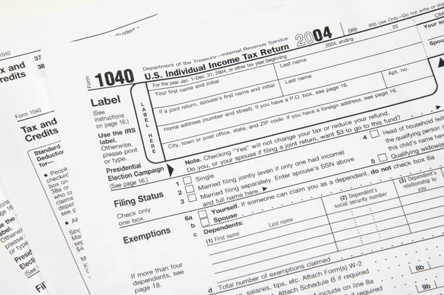 How to File an NR4 on a US Tax Form Sapling - tax form