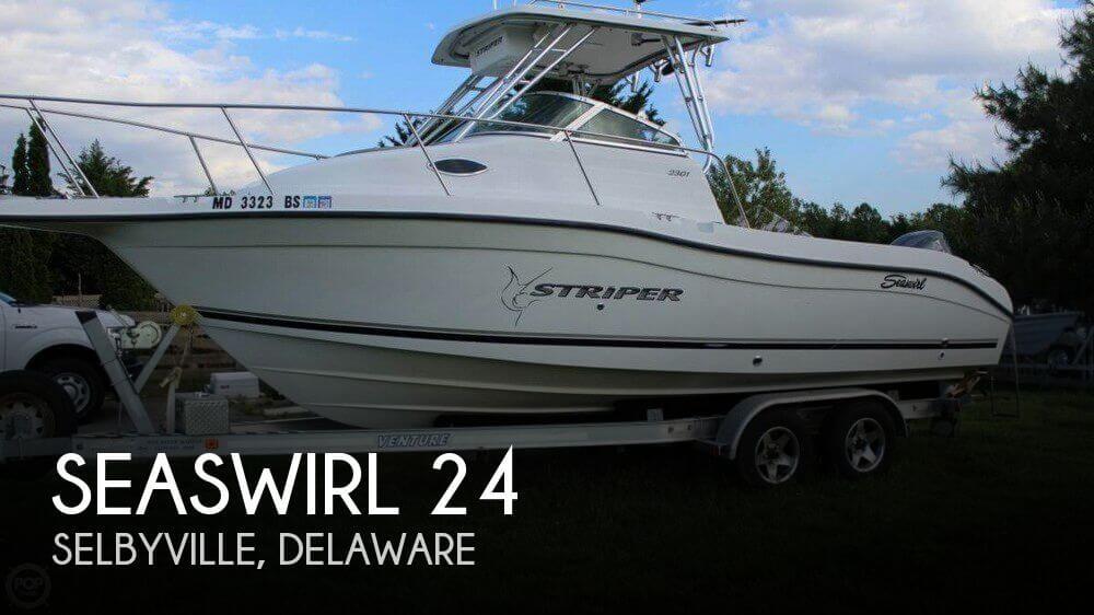 Seaswirl 2301 boats for sale