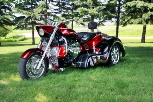 Boss Hoss Trike Motorcycles For Sale