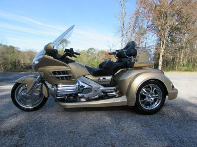 Honda Goldwing Gl1800 Roadsmith With Running Boards motorcycles for sale