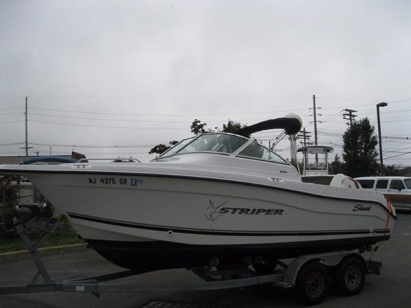 Sea Swirl Striper Boats for sale