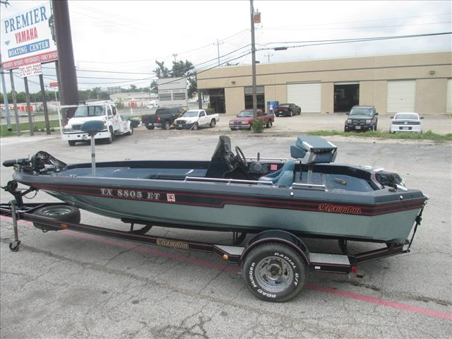 Champion Bass Boats for sale