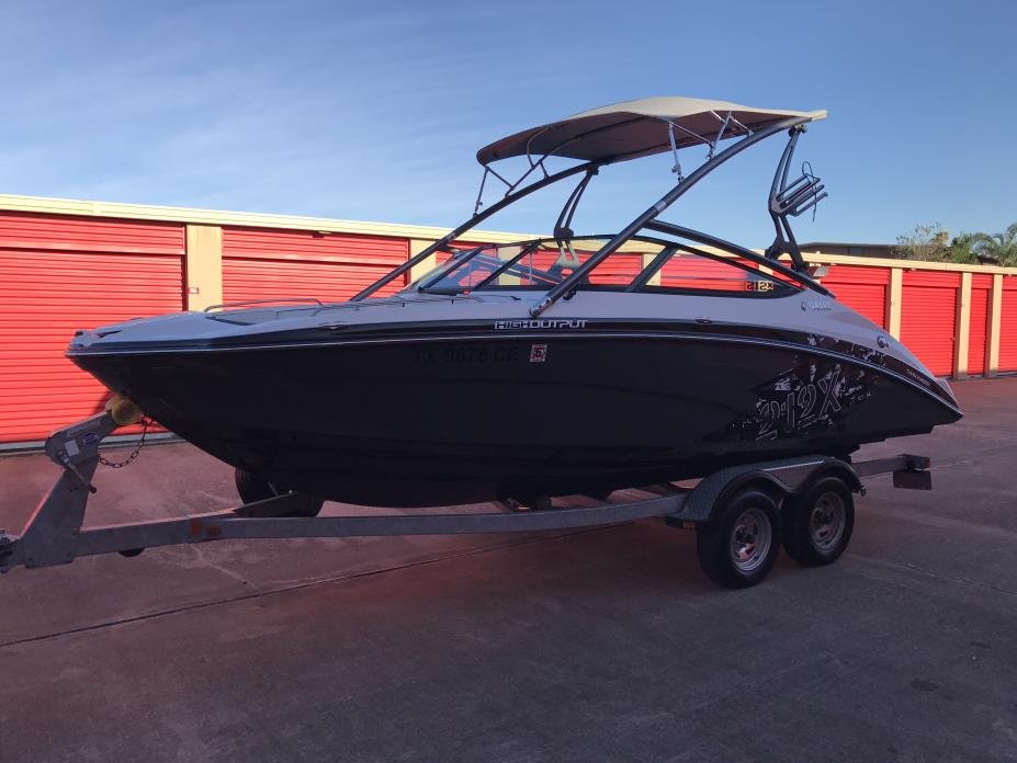 2010 Yamaha 212x Boats For Sale In Texas