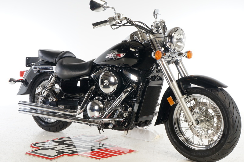 Kawasaki Vulcan 1500 Classic Motorcycles For Sale In Indiana
