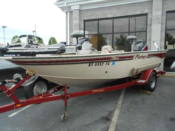 Fisher boats for sale