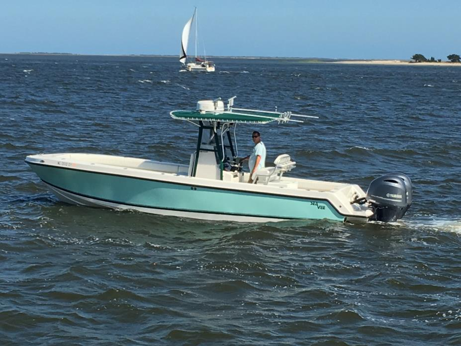 Sea Vee 32 Center Console Boats For Sale