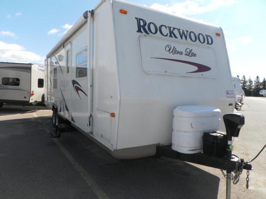 Entry6 2007 Rockwood Ultra Lite Travel Trailer Rvs For Sale
