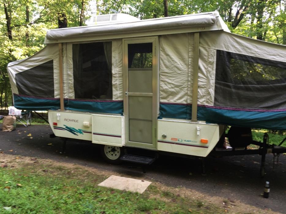 Coleman Destiny Pop Up Camper RVs for sale