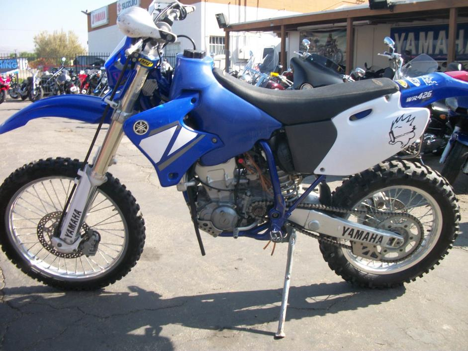 Yamaha Wr426f motorcycles for sale