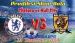 Prediksi Skor Chelsea Vs Hull City Desember Malam Ini