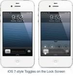 LockBar Pro Cydia Tweak Puts IOS Style Ggles System Your