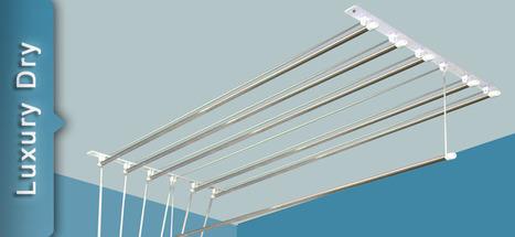 Cloth Drying Ceiling Hangerrackpulley Hanger