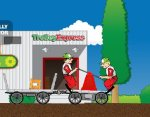 Mr Trolley Express Delivery Sport Flash Game Linegamesector