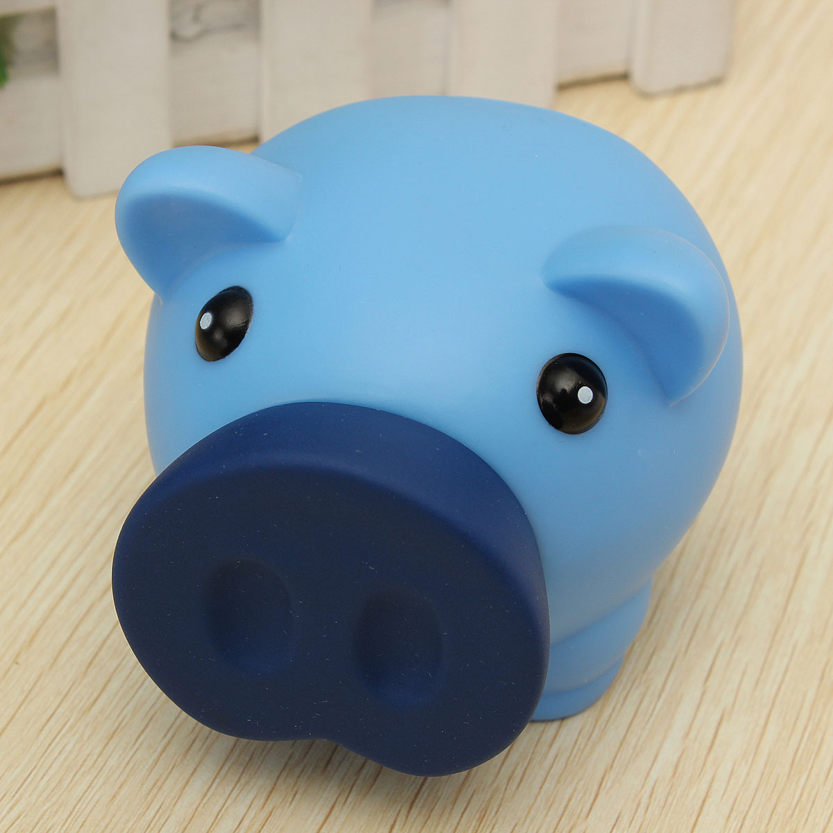 Animal Coin Banks Breakageproof Cute Plastic Animal Piggy Bank Saving Cash