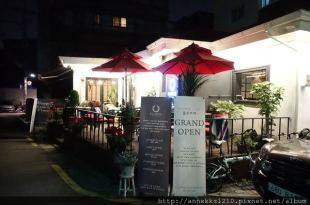 """弘大/猶如置身花園般的""""FLORTE Flower Cafe"""""""