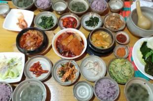 """惠化/大學路~小菜滿桌的""""在一起""""韓定食"""