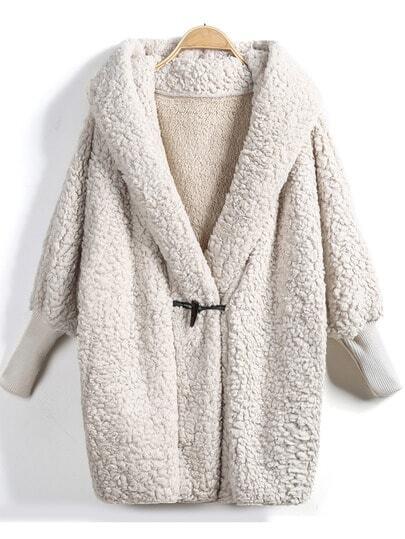 manteau polaire shein