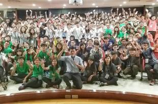 雲林科技大學卓越領袖培訓營幹部訓練講座 夢想實踐與態度 講師:吳鑫