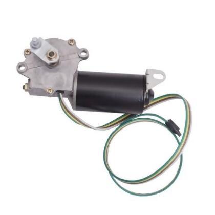 Omix-ADA 19715003 Windshield Wiper Motor, 4-Wire, 83-86 Jeep CJ