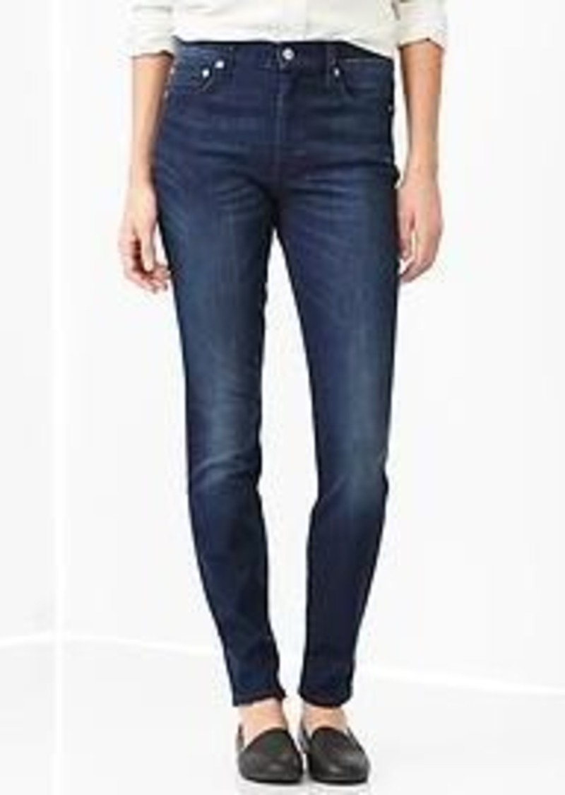 gap resolution true skinny high rise