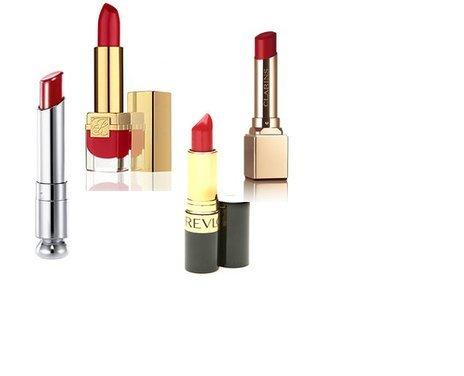 Clarins, Christian Dior, Revlon, Estee Lauder