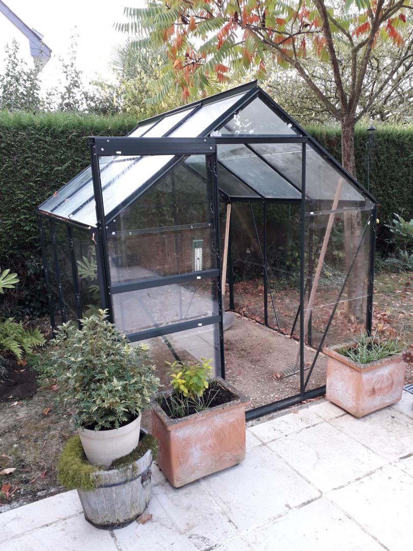 Best Serre De Jardin Verre Horticole Images - House Design ...