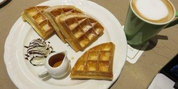 Taipei Neverland LITE 輕鬆咖啡館 老牌麵粉加持