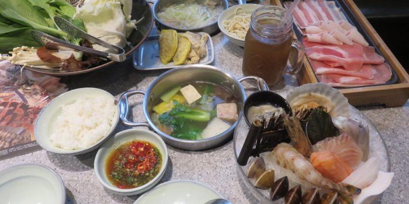 《台北火鍋》齊民市集有機鍋物 Qimin Market Hot Pot 進補日子到囉