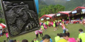 花蓮 太魯閣馬拉松 Taroko Gorge Marathon 美景相伴