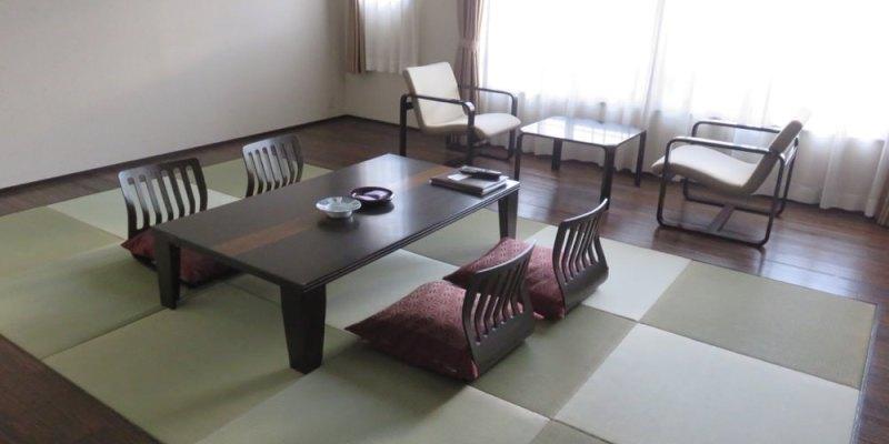 《日本》河口湖 山岸旅館 ホームページ Yamagisi Ryokan 物超所值 房間