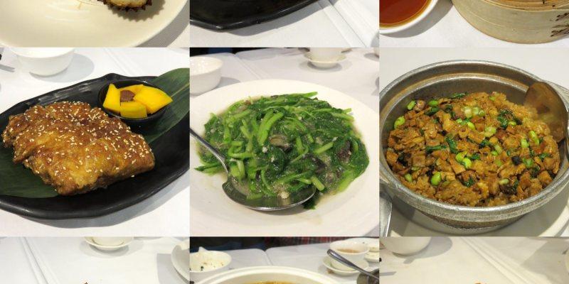 《台北蔬食》養心茶樓 蔬食飲茶 YANG SHIN vegetarian dim sum house 二訪