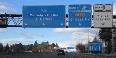 《西班牙Segovia》從Madrid開車到Segovia