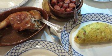 《西班牙Segovia烤乳豬》Mesón De Cándido