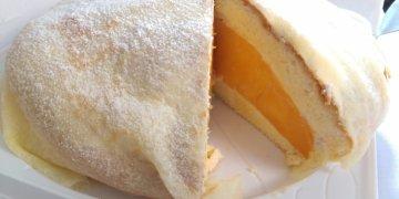 花蓮 弘宇蛋糕 Sweet Cake 水晶芋頭奶酪