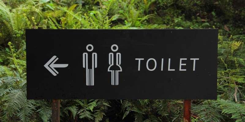 《台灣人看西班牙日常》在洗手間內大喊救命