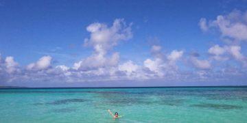 《宮古島景點》砂山海灘的美 外拍游泳跳躍都適合