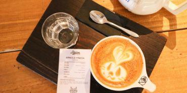《巴塞隆納》Hidden Cafe Barcelona咖啡專業服務親切專吃早餐