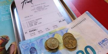 《西班牙日常》在西班牙如何給小費 歐洲小費概覽