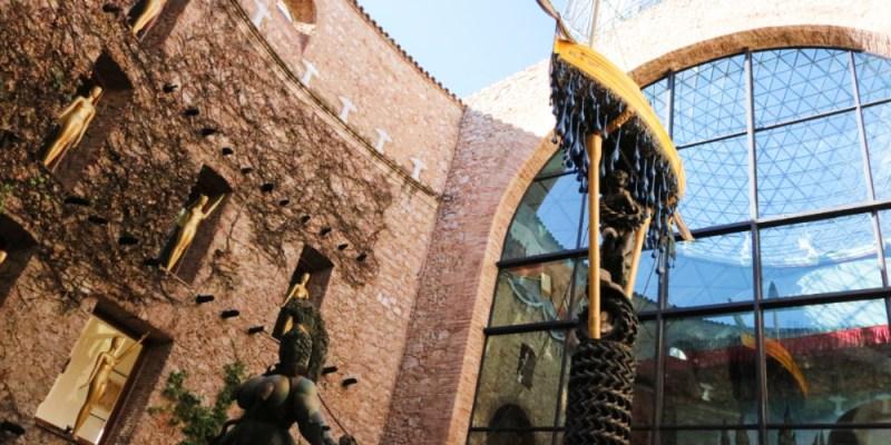 《西班牙Figures》費格拉斯達利戲劇博物館 我所見的一代狂人達利