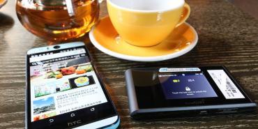 《日本》日本上網吃到飽wifi分享器 機場取機沖繩篇