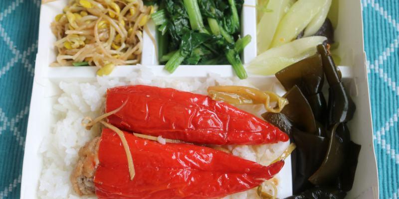 《台北內湖》盆頭便當 三總區公所特色便當口味多