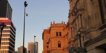 《澳洲》布里斯本 Brisbane City tour part1 免費渡輪 追風逐景
