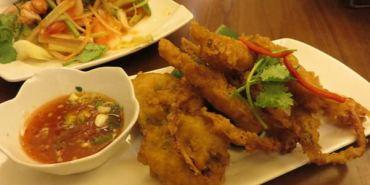 台北 泰美泰國原始料理 顛覆泰北菜新味覺 冷氣讓我們遺憾