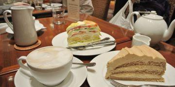 《日本》東京。HARBS。丸ビル3F。超人氣甜點朝聖店