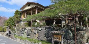 京都。Arashiyama Benkei。嵐山辨慶 和室房篇